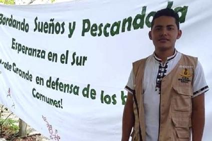 Represores no hacen tregua para atacar a defensor de derechos humanos en el Sur de Honduras