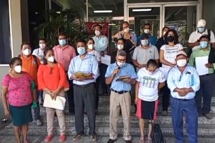 Denuncian ante MP adulteración de acta para favorecer operaciones de empresa minera en Tocoa, Colón