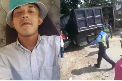 CONADEH : Ha habido una actuación indebida de la policía en el caso de Davinson Barrientos