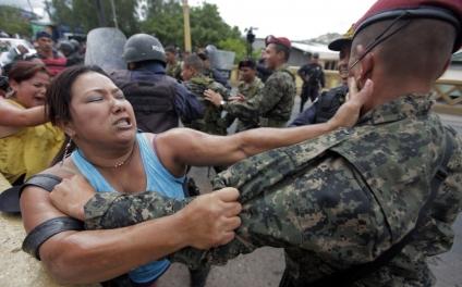 Organismos internacionales demandan protección para las mujeres en el marco de las protestas y en los movimientos feministas