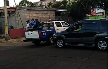 Indetenibles los abusos policiales: Capturan estudiantes que reclamaban justicia por el crimen contra Keyla Martínez