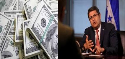 FOSDEH: Con Juan Orlando Hernández ha habido una cultura de endeudamiento del país