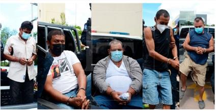 Caso capturas en Reitoca: Juez aceptó requerimiento fiscal del MP sin fundamento