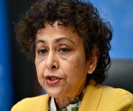 Relatora de libertad de opinión y expresión de la ONU: La desinformación y el desorden informativo agravan situación de los derechos humanos