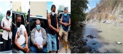 Desarraigados: Juez les prohíbe a defensores del Río Petacón volver a sus casas