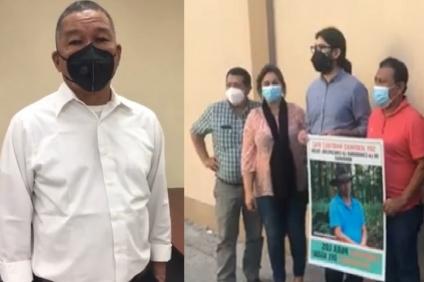 Edy Tabora: MP quiere que el caso de Jeremías Martínez sea una lección para que nadie vuelva a manifestarse