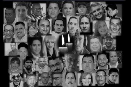 Honduras: Las tumbas de periodistas son la prueba de que la impunidad les sepultó también