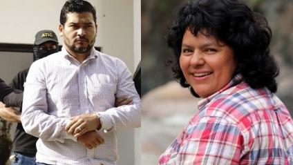 En juicio contra David Castillo : Quedan al descubierto otros actores estatales involucrados en crimen contra Berta Cáceres
