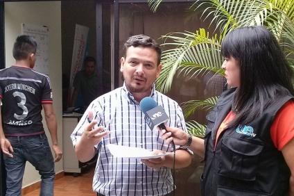 Los sobresaltos que pasan los medios comunitarios en Honduras