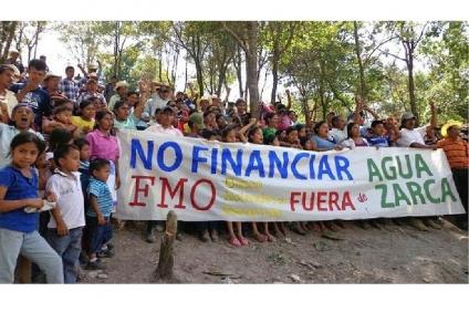 Caso Berta Cáceres: Presión  sobre banca internacional habría impactado para cancelación de financiamiento