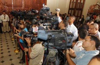 Periodistas viven 91 años de conmemoración y 20 de calvario