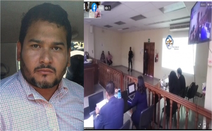 Crimen contra Berta Cáceres: 48/70 la contundencia de las pruebas contra David Castillo