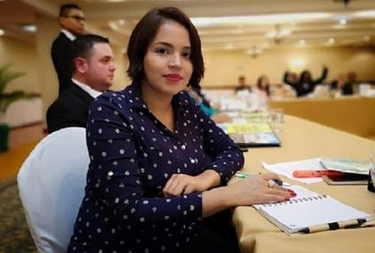 Olivia Zúniga: Es una campaña sucia en mi contra de medios de comunicación de la narcodictadura y venganza del jefe policial de la UDEP10