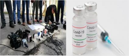 Periodistas comunitarios e independientes están quedando excluidos de la vacunación contra Covid19